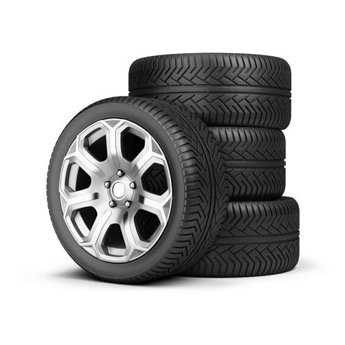 Wheels & Tyres East Sussex